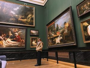 looking at paintings of me from my past life Kunsthistorisches Museum Vienna