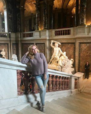 Завожу блог #yulcheenгидВЕНА По этому хэштэг вы сможете посмотреть все музеи и места ...