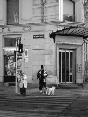Ziel2wien project. 12/1/2005 ◾️ : : #bnw #bnwphotography #bnw_greatshots #streetbw #bnwphoto #bnw_photography #bnwgallery ...