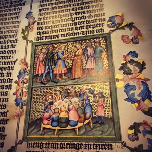 #medieval #books #colourful #golden #paintings Österreichische Nationalbibliothek