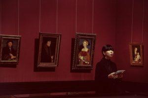 """Art is the highest form of hope"" . . . . . #globe_portraits ..."