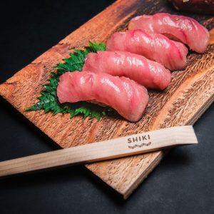 Sushi, Ramen und japanische Veggie-Küche vom Feinsten: Ab sofort kannst du alle Gerichte in der Shiki Brasserie...
