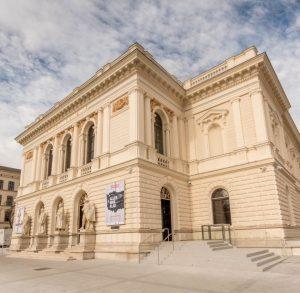 Künstlerhaus endlich fotografiert 🤗 Künstlerhaus Wien