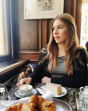 Najlepszy torcik ever 🤤 #dajcieinsulinę #vienna#cafe#citybreak Cafe Schwarzenberg