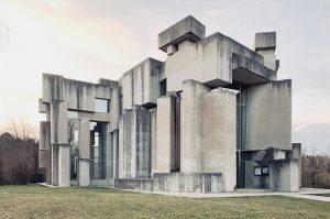 0173 —————» #wotrubakirche #wotruba #kirche #brutalism #brutalismus #brutalarchitecture #architecture #architektur #fritzwotruba #fritzgerhardmayr #liesing #wien #vienna #concrete #jungle...