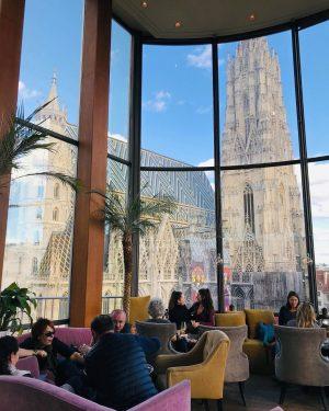 17-20.FEB🍹 #Vienna #비엔나 DO & CO Hotel Vienna
