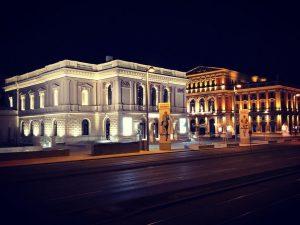 Lichter einer leeren Stadt Künstlerhaus Wien