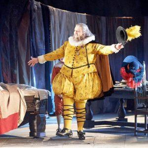 Sir John Falstaff aka Ambrogio Maestri besucht Sie heute in Ihrem Wohnzimmer! Zum kostenlosen Stream (19:00 MEZ):...