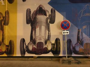 Paradox situation Albertina Museum