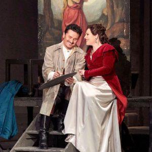 Schon 1 Woche Quarantäne geschafft – mit einer Oper jeden Tag ist das doch eigentlich ganz angenehm...