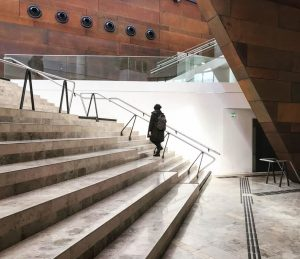 • Inside | Teaching Center, BUSarchitektur . . . #wien #vienna #wirtschaftuniversität #campus #university #architecture #building #modern...