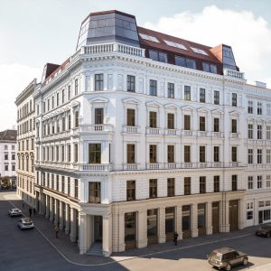 The #Herzfeldhaus Residential Project, a real estate venture of MTGS Vienna, has become ...