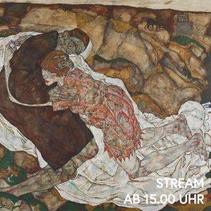 Wie sieht 'Abschied' aus? Egon Schiele findet für den Zustand der Trauer und ...