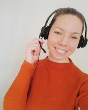 Online-Defensio 🎧🤔💻? YES, WE CAN 🥳! Herzliche Gratulation an @susanne.frit 🍾👩🎓🙌 . Die frischgebackene BOKU Absolventin hat...