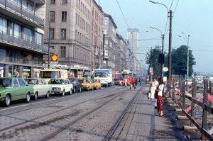 Franz-Josefs-Kai 1979|2015. Am innerstädtischen Ufer des Donaukanals gelegen, wurde der Franz-Josefs-Kai nach der Demolierung der Wiener Stadtbefestigung...