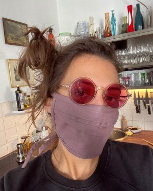 Coordinating the production for masks more info @masken.wien @anne.feldkamp thank you for the article @derstandardat Stay healthy...