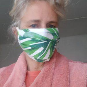 #masken #selfmade #weil #maskenengpass #üben #mit filter #langsamatmen #learningfromjapan bissi atemnot noch. #masken #haltendiekurveflach #friendschutz #staycalm #staysave...