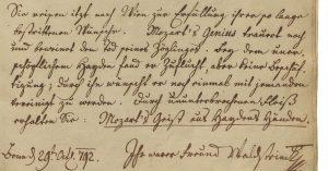 Das Stammbuch Ludwig van Beethovens ist derzeit leider nicht in der Prunksaal-Sonderausstellung zu sehen. Doch trotz der...
