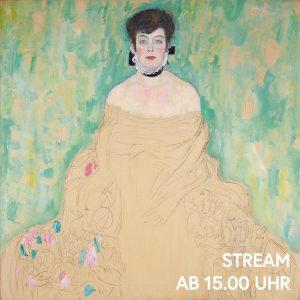 Das Portrait der Amalie Zuckerkandl ist eines der unvollendeten Gemälde Gustav Klimts. Es zeigt seine tragische Protagonistin...