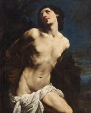 Hello again with a third depiction of Saint Sebastian, the Saint who has ...