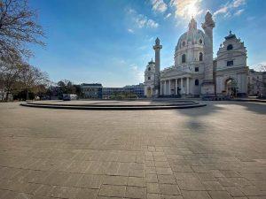 Vienna Karlsplatz #vienna #visitvienna #viennalife #discovervienna #wien #naturelovers #igersvienna #igersaustria #wien #park #wien ...