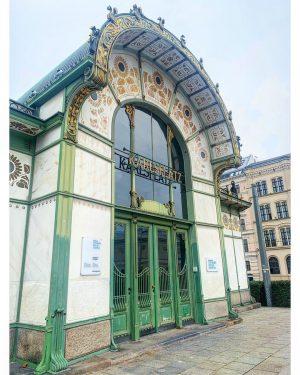 Karlsplatz Stadtbahn Station is a former station. The buildings above ground on Karlsplatz ...