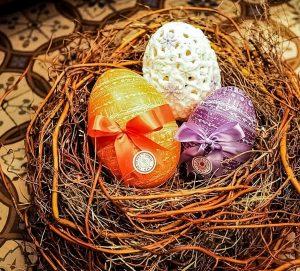Vielen ❤️ Dank an alle, die an den Demel-Osterhasen geschrieben und viele kleine Details für Euer Osterfest...