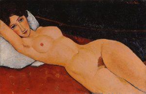 """Die große Herbstausstellung """"Modigliani-Picasso"""" in der ALBERTINA wird um ein Jahr verschoben. Geplant war, Amedeo Modigliani anlässlich..."""