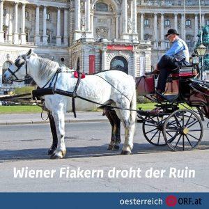 Die Wiener Fiaker gehören zum Stadtbild wie der Stephansdom. Doch der angeordnete Stillstand wegen der Coronavirus-Pandemie zwingt...