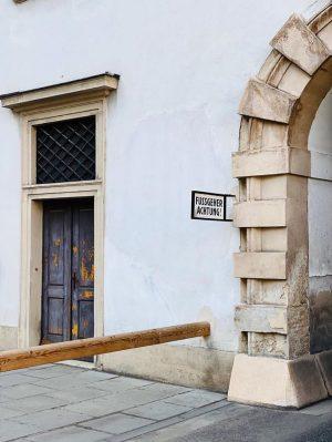 #fussgeherachtung #emptystreets #vienna #socialdistancing2020