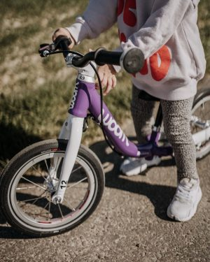 The woom 1 introduces children to the fun world of cycling! #woom #woombikes ...