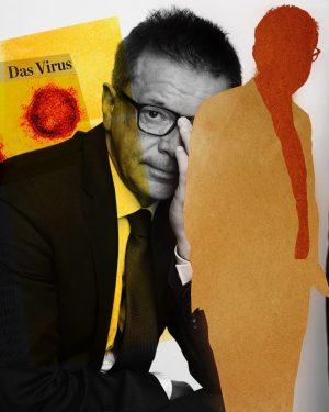 #curemagazin #dasvirus #Portrait #portraitphotography #photo #collage #rudolfanschober @derstandardat