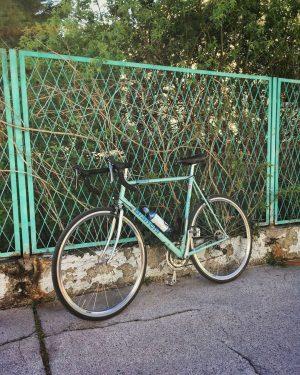 من، عاشق بیانکیام. عاشق مارکو پانتانی. مثل یه بچه. مثل یه رویاپرداز. دوچرخهم ...
