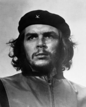 Che Guevara, captured on a Leica camera in March of 1960 in Havana by Cuban photographer Alberto...