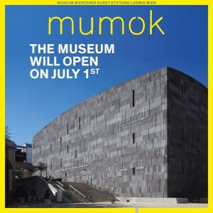 At the recommendation of the Austrian Federal Government, #mumok is currently closed. The ...