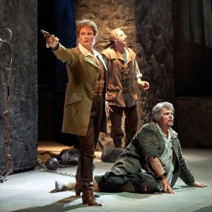 Heute steht nochmals Beethovens Freiheitsoper FIDELIO auf dem Programm – ab 19:00 (MEZ) ...