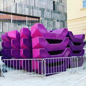 #shutdown im #museumsquartier :-/ #mqvienna #mqwien #enzi #enzis #corona #covid19 #wienkultur #kulturblogger #viennablogger #welovevienna MQ – MuseumsQuartier...