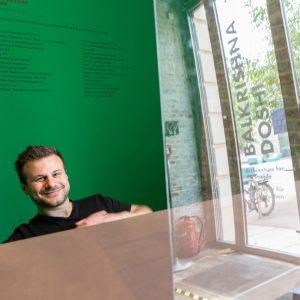 Azetwe olé ...äh namaste! #reopening #mqerwachen #azw Az W Architekturzentrum Wien