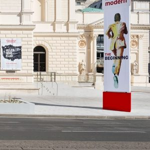 🎉The #ALBERTINAmodern is open🎉 Visit Vienna's New museum for Modern Art and enjoy a first selection of...