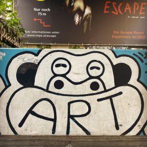 #streetart #graffiti #mural #museumsquartier #art #streetartpassage #wien #vienna