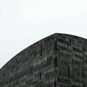 mumok - Museum of Modern Art By @ortnerortner Музей современного искусства mumok. Расположен в Музейном квартале Вены,...