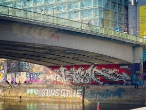 #donaukanal #wien #vienne #igersvienna #igers #streetart #graffiti #streetlife Donau Kanal