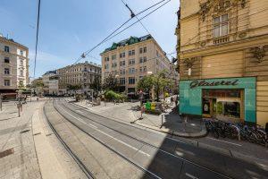 Das Siebensternviertel ist das Zentrum der kreativen Szene in Wien. Das Grätzl liegt im Bereich zwischen der...