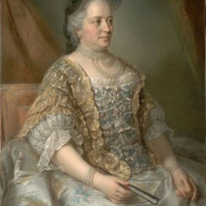 Today we celebrate a double birthday: Archduchess Maria Theresa (1717) and Archduchess Marie-Christine of Austria (1742) were...