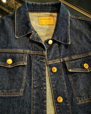 #1996 #helmutlang #jeansjacket #denim #helmutlang1996 #polyklamott #vintageshop #1060wien #handpickedvintage #vienna Polyklamott