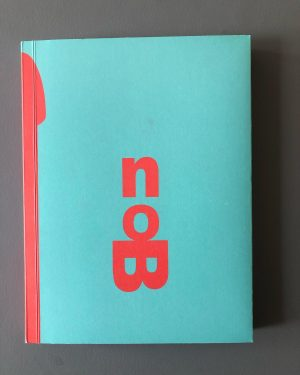 Sarah Lucas gave me her Nob book from her Secession show after we collaborated on last year's...