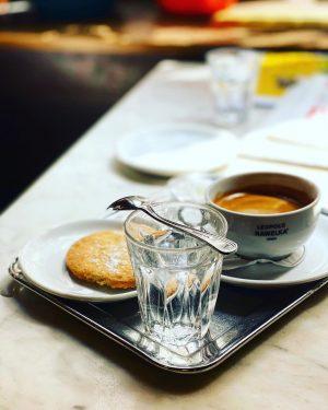 #cafe #kaffeehaus #doubleespresso #tradition #taste #afterlockdown #smellthecoffee #wakeup #vienna #wien Café Hawelka