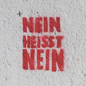 Nur falls das noch immer nicht klar ist. #neinheisstnein Stephansplatz