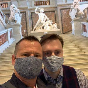 Kunsthistorisches Museum #khm #kunsthistorischesmuseum #kunsthistorischesmuseumwien #coronavirus Kunsthistorisches Museum Vienna