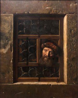 Saviez-vous qu'en plus d'être l'un des meilleurs élèves de Rembrandt, Samuel van Hoogstraten était un théoricien de...